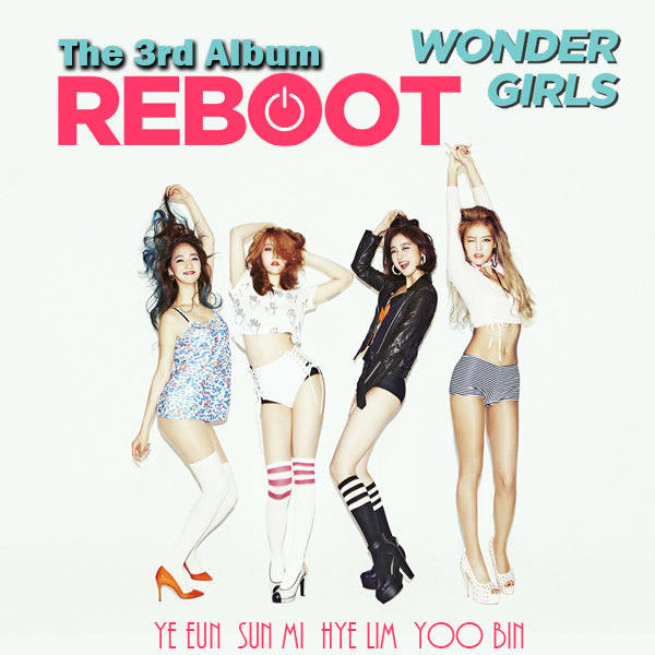 Wonder Girls – I Feel You Instrumental